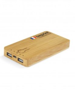 Eco bamboe charger