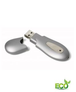 Gerecyclede USB stick