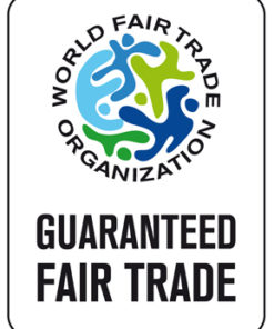 Fair trade schoudertas